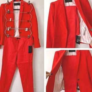 Zara Costume - JACKET + PANTS. Brand new with tags